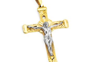 Krzyżyki i medaliki: 13KRZ